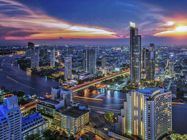 Visit Bangkok, Thailand, City Of Angels